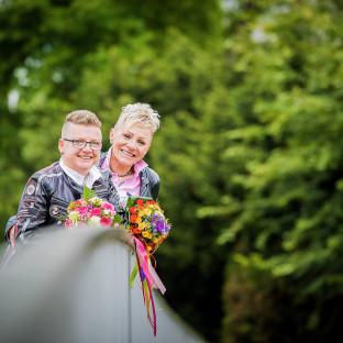 Hochzeitsfoto Altonaer Balkon