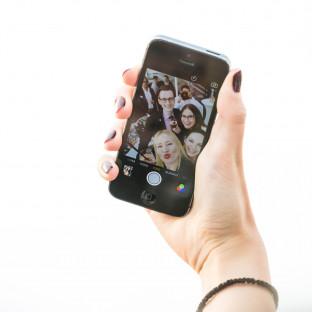 Selfie-Foto
