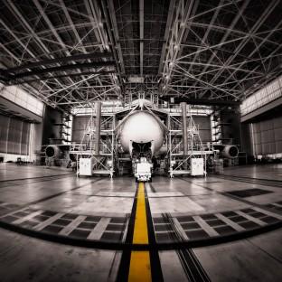 Flugzeugfoto Airbus A380 CDG Paris