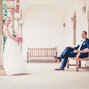 Schloss Reinbek Paarshooting Hochzeit