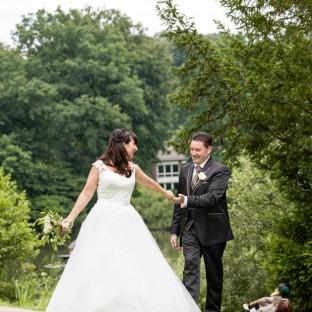 Shooting Hochzeitsreportage