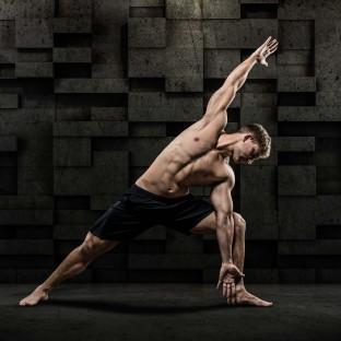 Fitnessfoto von Yoga Personal Trainer aus Hamburg