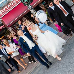 Hochzeit auf dem Kiez Hamburg