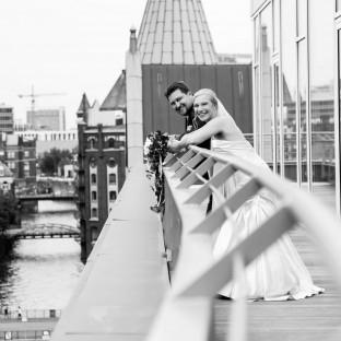 Hochzeit im AMERON-Hotel Speicherstadt Hamburg