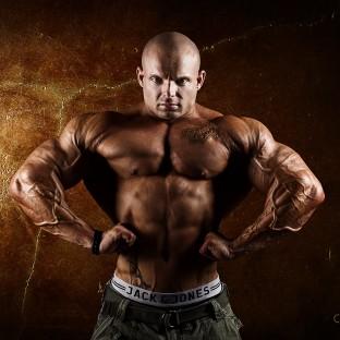 Bodybuilder Hamburg