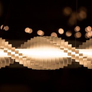 Imagefoto einer Leuchte