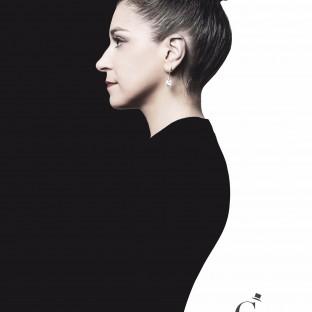 Stilistisches Portraitfoto in besonderer Pose