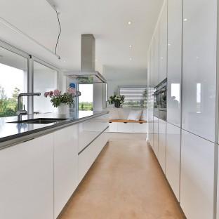 Produktfotografie Interieur Küche und Wohnraum