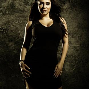Sängerin Zemine Aras