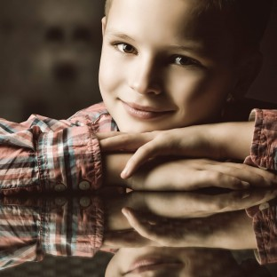 Kinderfoto von Chris Reiner aus Hamburg