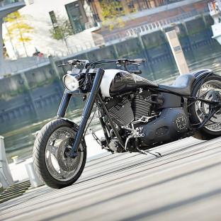 Harley-Davidson-Shooting