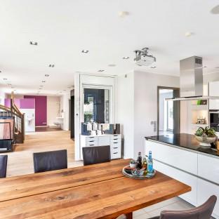 Interieurfoto von Küche
