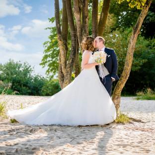 Hochzeitsshooting am Schulauer Fährhaus Wedel