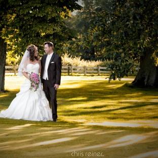 Hochzeitsfoto / Golfanlage Peiner Hof Prisdorf