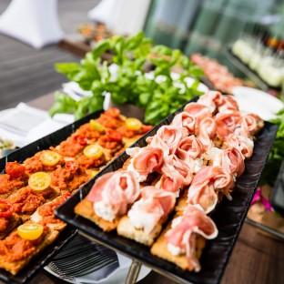 Catering für Firmenfeiern