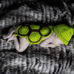 Süßes Babyfoto aus Pinneberg
