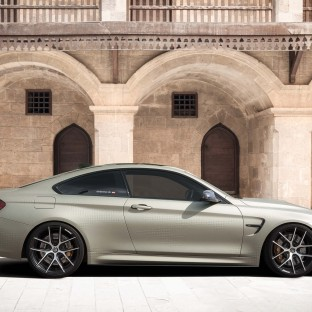 BMW M4 Hamburg von Chris Reiner Sportwagenfotografie