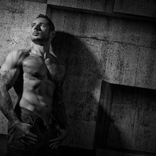 Männer-Aktfoto Chris Reiner Hamburg