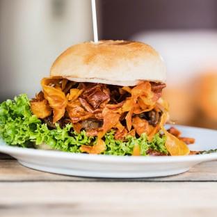 Imagefoto von Burger / Foodfotografie