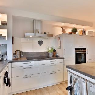 Foto von toller Küche