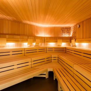 Interieurfoto Sauna