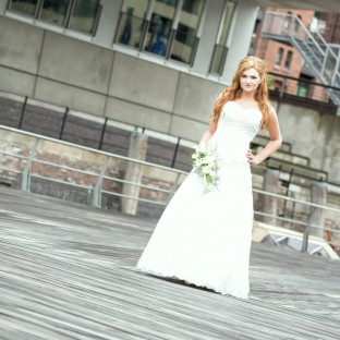 Hafencity Hamburg & die Braut