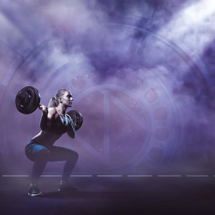 Power-Squats Joy Fitness Pinneberg, Bodycombat