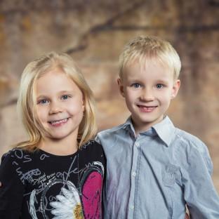 Kinderfoto, Geschwisterfoto