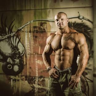 Bodybuilder Foto