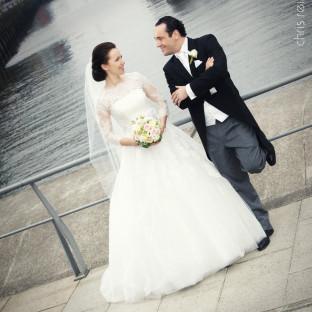 Hochzeitsfoto / Mann im Cut
