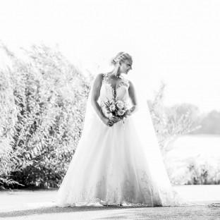 Schönstes Brautkleid fotografiert von Chris Reiner aus Hamburg