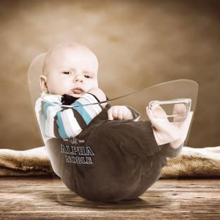 Babyfoto Pose