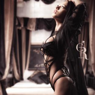 Erotisches Teilaktfoto aus Hamburg von Chris Reiner