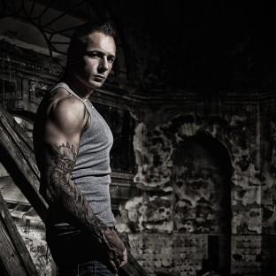 Chris Reiner - ein starkes Männerportraitfoto aus Hamburg