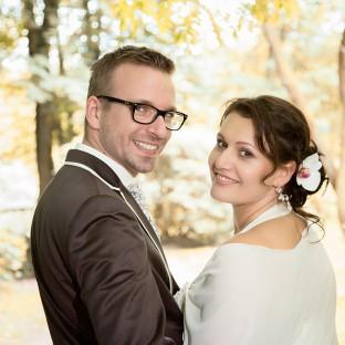 Bearbeitetes Hochzeitsfoto aus Hamburg