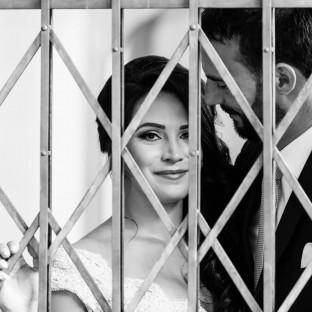 Hochzeit hinter Gittern
