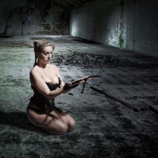 BDSM-Shooting Fotograf Hamburg von Chris Reiner