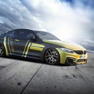 BMW G-Power M4 / Chris Reiner Dienstwagen