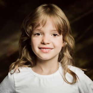 Kinderportrait, Beautyfoto
