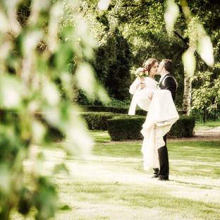Schönes Hochzeitsfoto in Uetersen