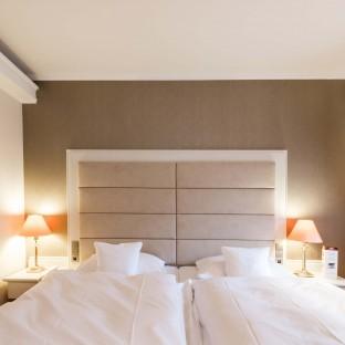 Architekturfoto, Interieurfoto Hotelzimmer