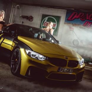 G-Power BMW M4 Chris Reiner