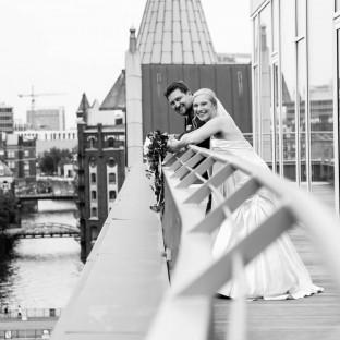 Hochzeit in der Speicherstadt