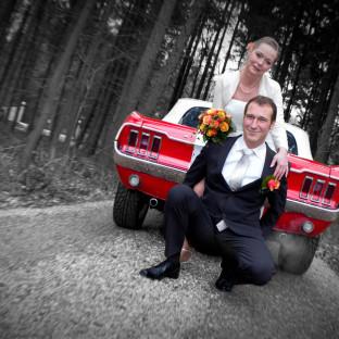 Hochzeitsfoto / Waldfrieden Quickborn